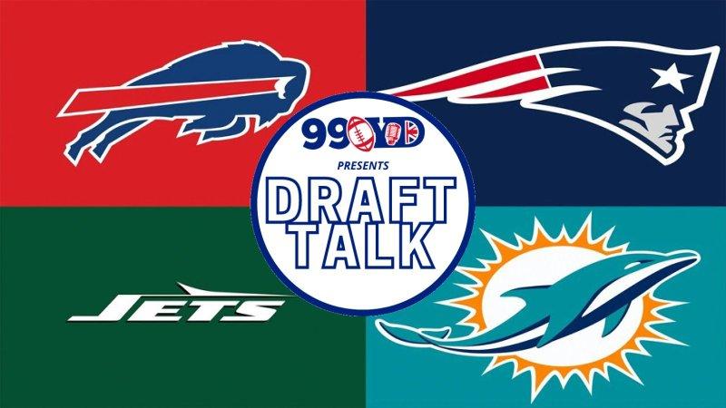 NFL Draft: AFC East team grades