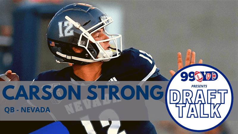 Carson Strong