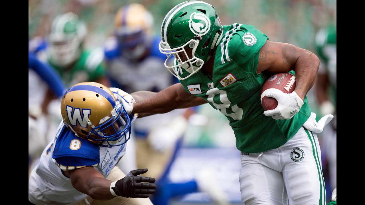 Get set for the CFL Labour Day Classics