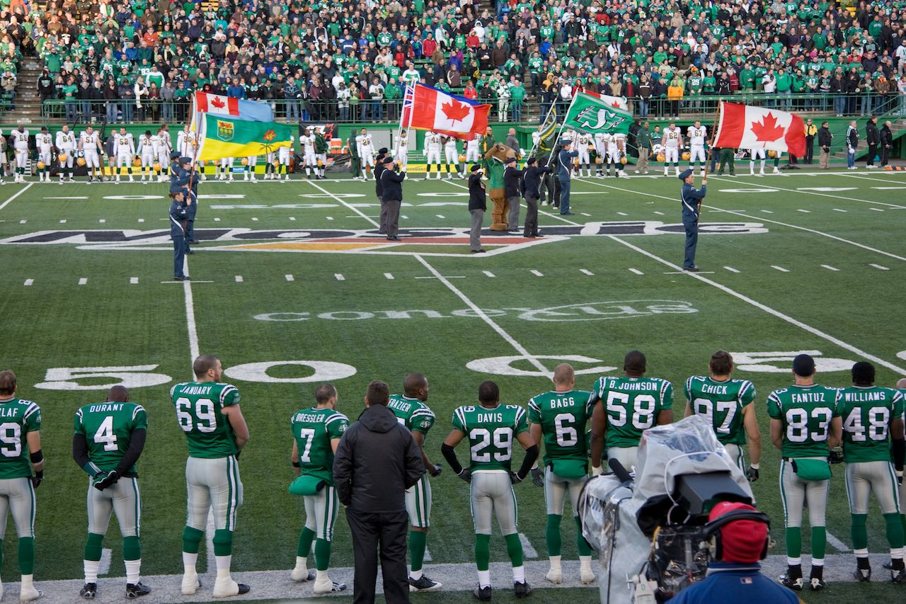 Giving thanks for the return of the CFL Thanksgiving day games