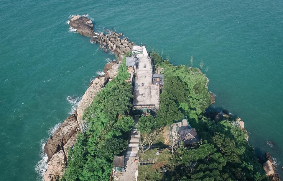 55據點旅館-三面環海的絕佳視野