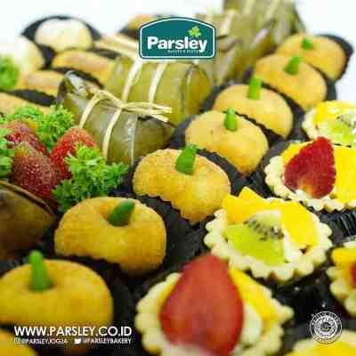 parsley bakery and resto salah satu toko roti di jogja