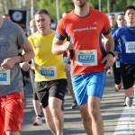 Zurich Marathon Teamrun - Florian Winkler