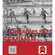 Firearms Self-Defence Seminar 2/2, Zurich, Switzerland, 2015