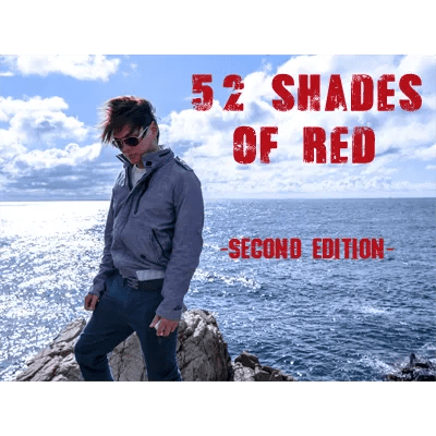 Review: 52 Shades of Red (Gimmicks included) Version 2 by Shin Lim