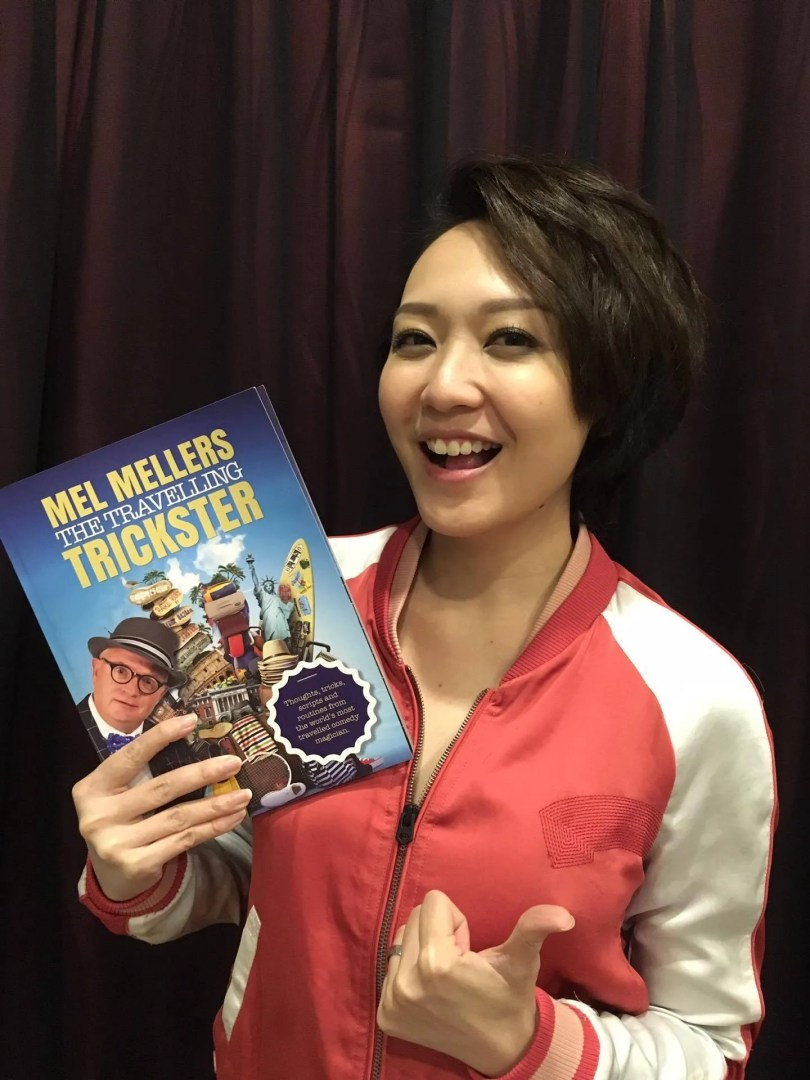 Review Mel Mellers The Travelling Trickster Published By Magicseen Magazine Ningthing Com