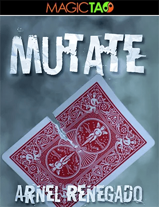 Mutate (Gimmicks and Online Instructions) by Arnel Renegado