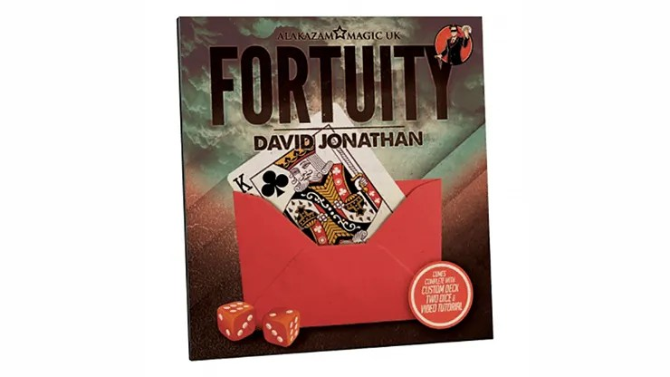 Fortuity by David Jonathan