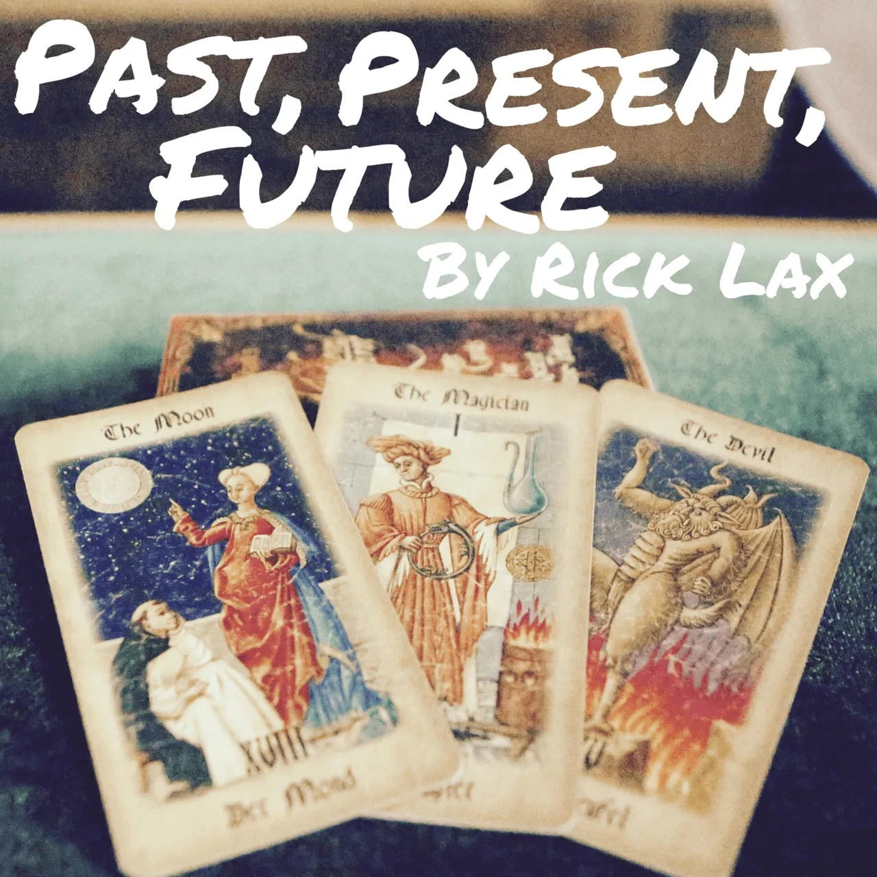 Review: Past Present Future by Rick Lax | NINGthing com