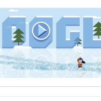 Hoje o google está assim