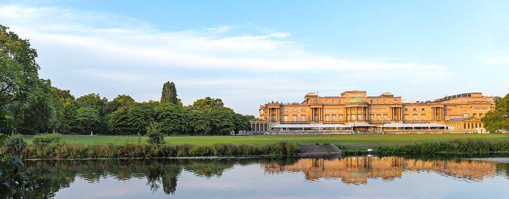 Buckingham garden's