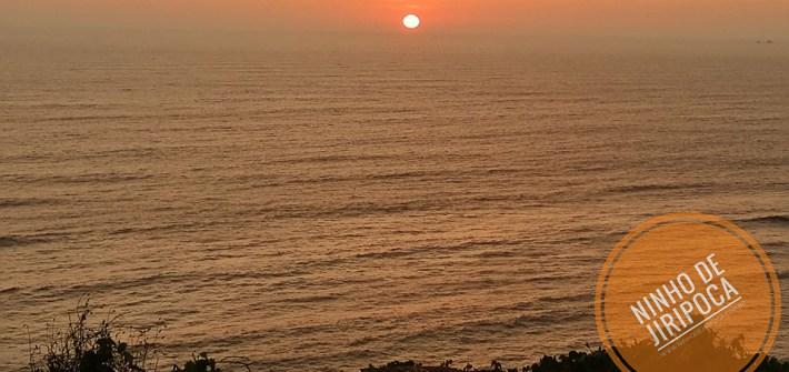 Por do Sol em Lima, Peru