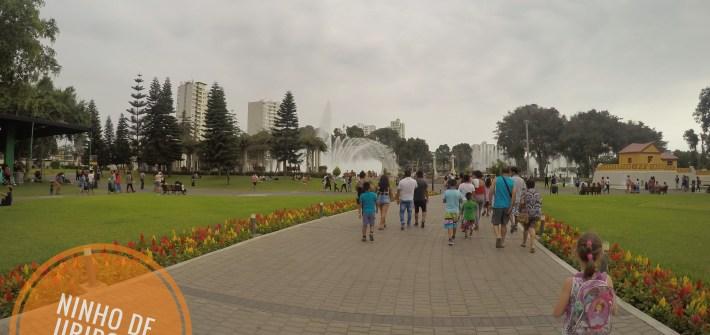 Parque de La Reserva em Lima