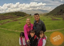 Cusco Ruimas incas Tipon