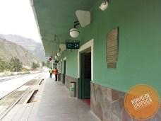 Estação ferroviária de Ollantaytambo