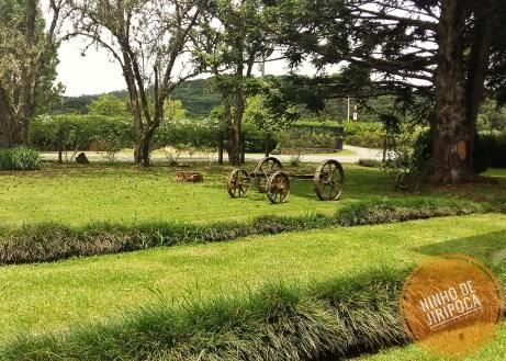 Jardins do Castelinho Caracol em Canela