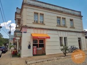 Restaurante Villa Comini em Passa Quatro