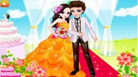 Wedding Dress Up Games For Girls - Nini Dress