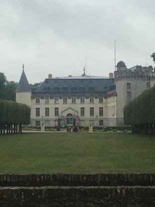 Le chateau de la Bergerie