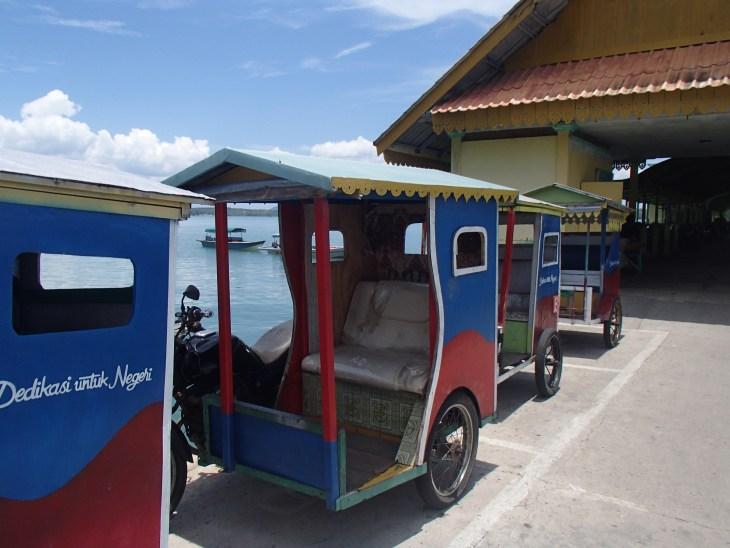 Bentor Di Pulau Penyengat