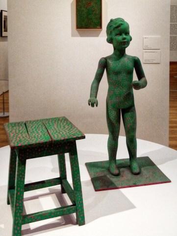 Karya Yayoi Kusama Museum Macan