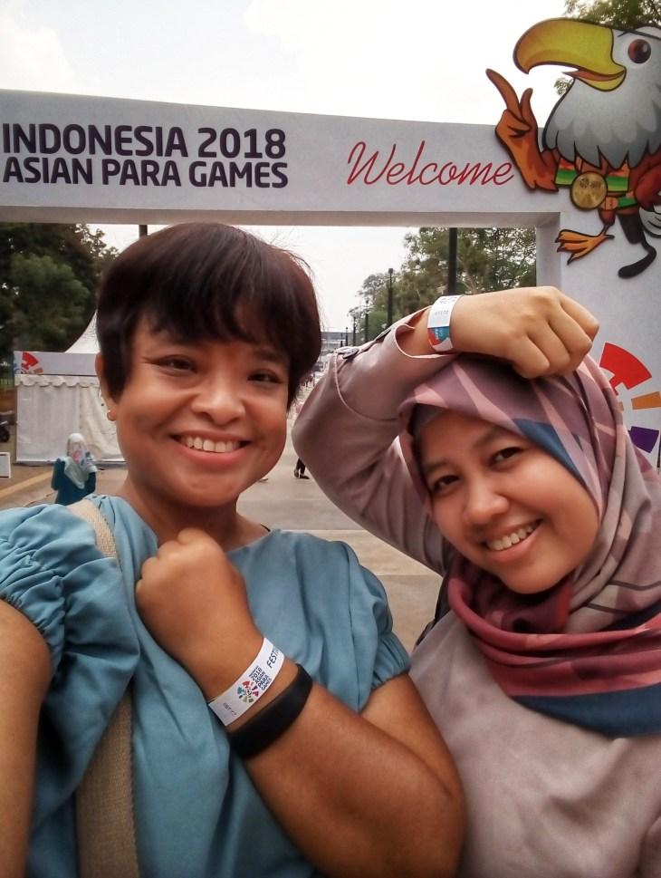 Oleh-oleh dari Asian Para Games 2018