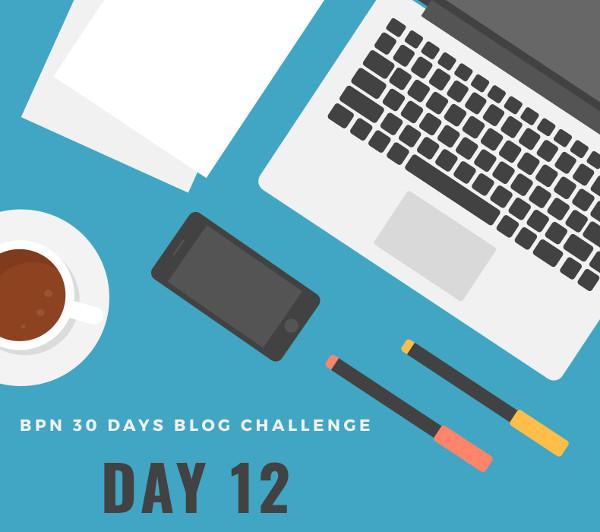 BPN 30 Days Blog Challenge