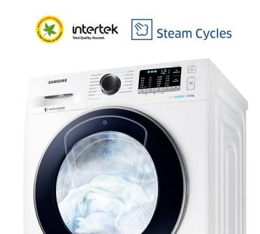 Samsung Washing Machine - Steam Cycle