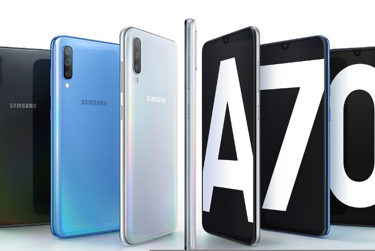 Galaxy A70