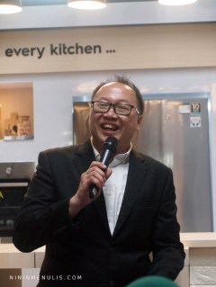 Iffan Suryanto – President Director Electrolux Indonesia