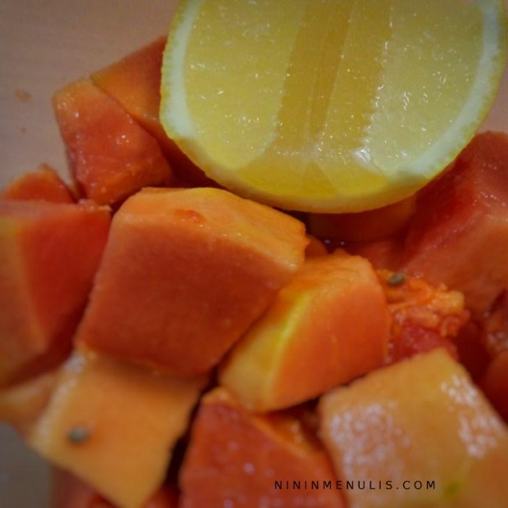 cara menghilangkan jerawat dengan jeruk nipis