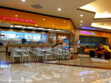 Outdoor HokBen Pondok Indah Mall