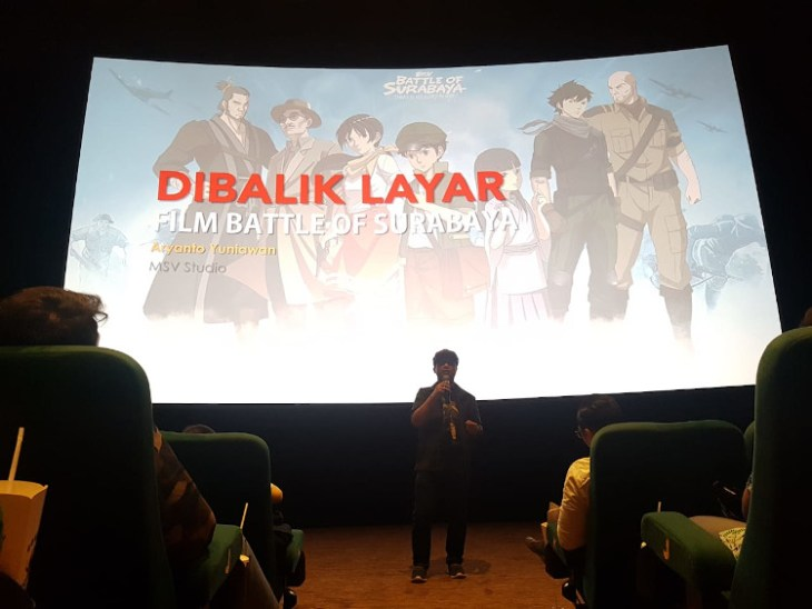 film the battle of surabaya