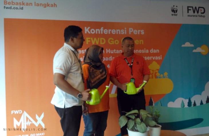 kerjasama fwd life dengan wwf indonesia