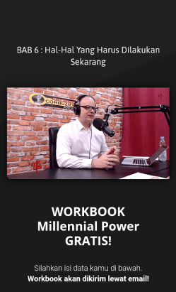 review buku millenial power