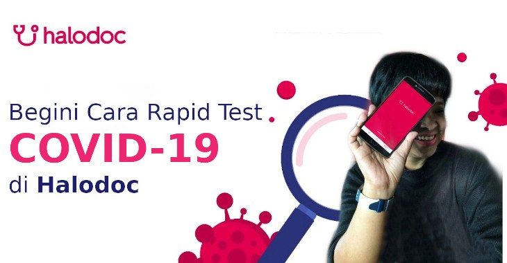 rapid test di halodoc