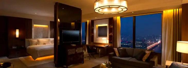 penthouse the conrad hotel