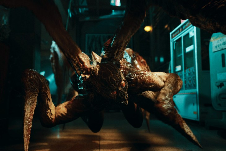 monster tentakel di drama sweet home