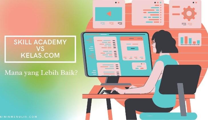 skill academy vs kelas.com