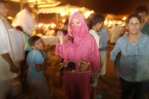やっぱり楽しい!お祭り騒ぎのフナ広場。inマラケシュ