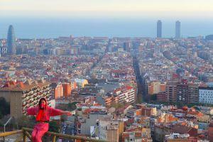 スペインバルセロナ