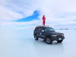 ウユニ塩湖で日本人は、嫌われてるの?
