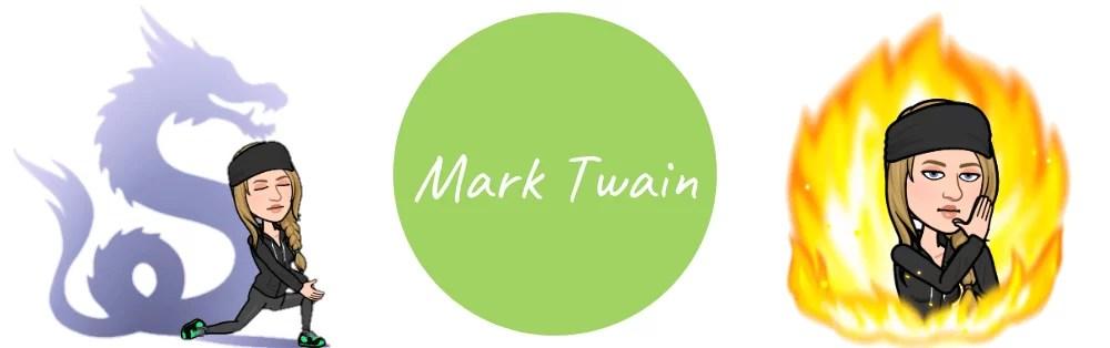 Mart Twain - Motywacja