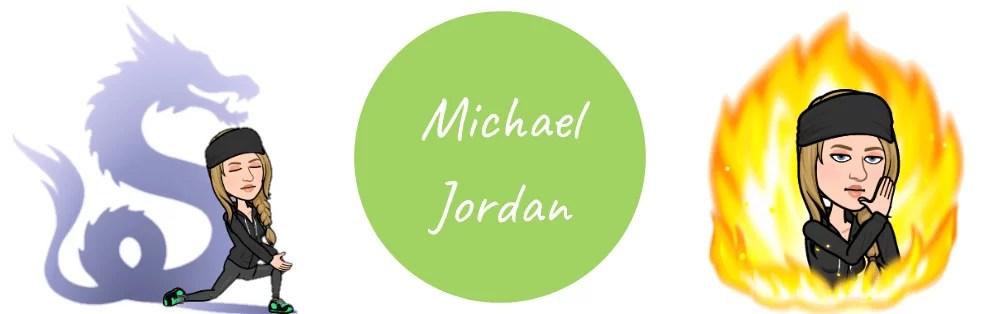 Michael Jordan - Motywacja