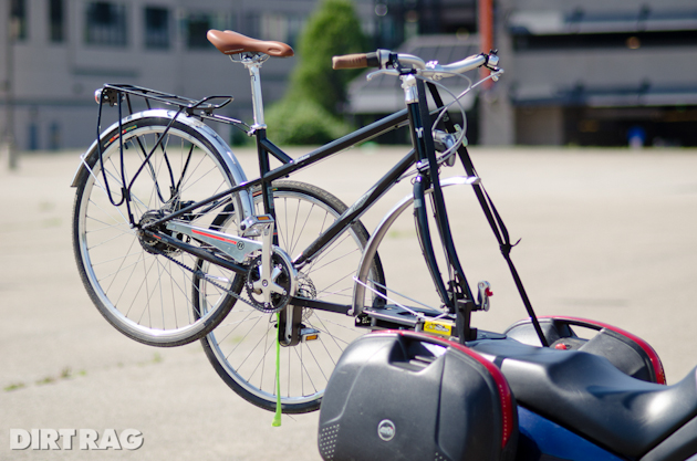 tmcblogcom  Braket Motor Untuk menggendong Sepeda Gowes
