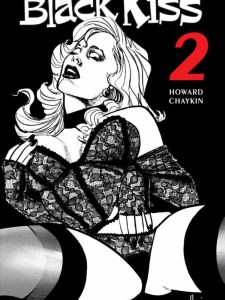 Black Kiss 2 - Howard Chaykin (Image Comics)