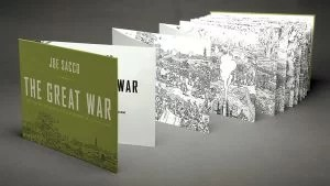 The Great War Joe Sacco (Jonathan Cape)