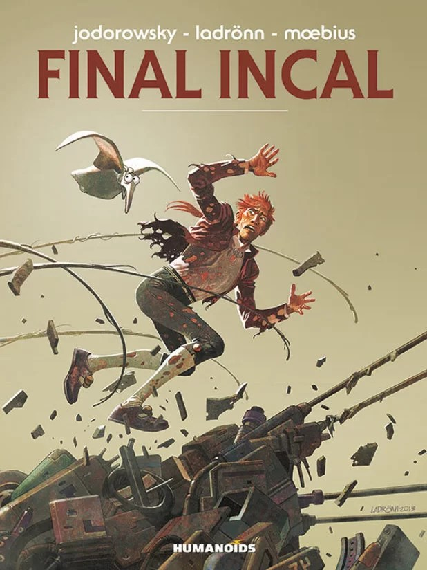 Final - Incal book