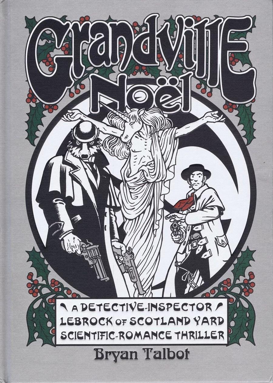 Grandville - Noel book