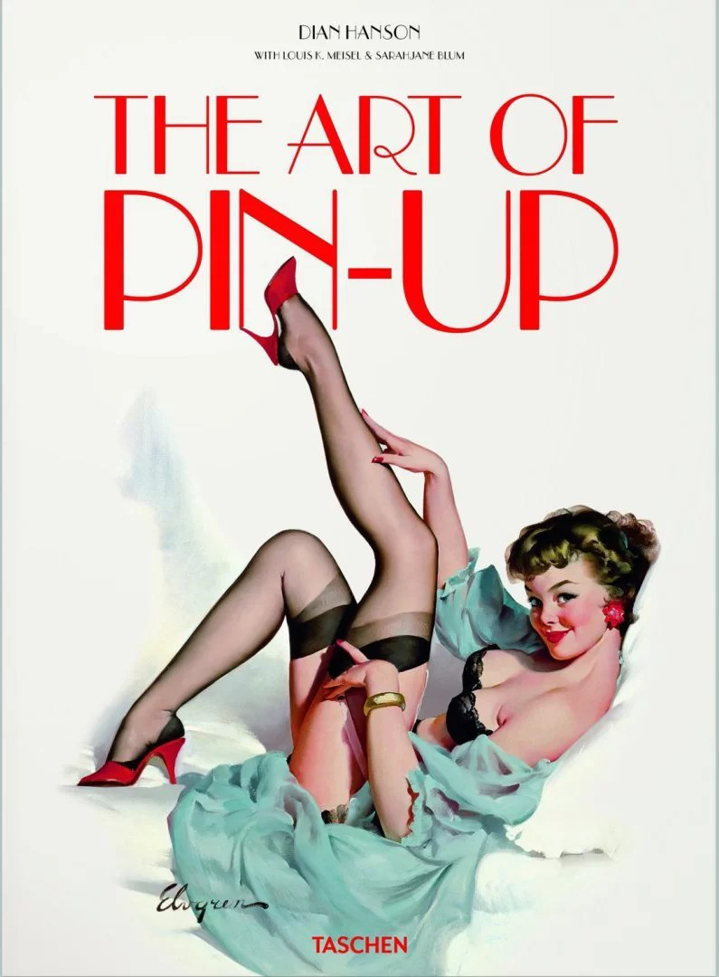 The Art of Pin-up - Book